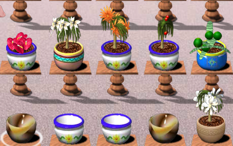Spoilers rare plant and magic plant pix last day of for Fish tycoon 2 breeding chart