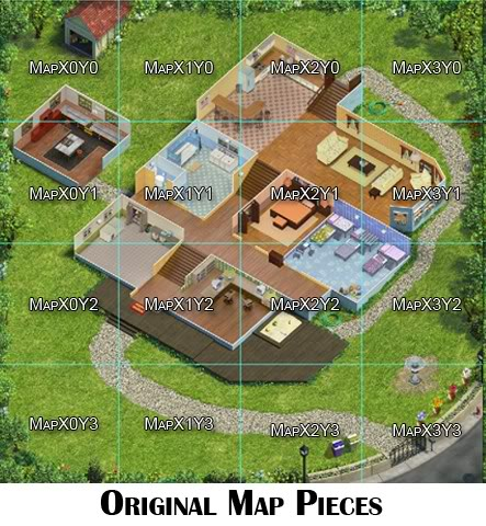 Vf house yard map layout boundaries last day of work for Virtual families 2 house layout